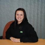 Sarah Gladstone, Sales Administrator at Greenstik Limited, Bridlington